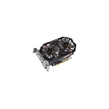 GIGABYTE Placa video GTX750Ti 2 GB GDDR5 128 bit Black Edition