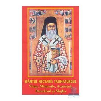 Sfantul Nectarie taumaturgul - Nicusor Morlova
