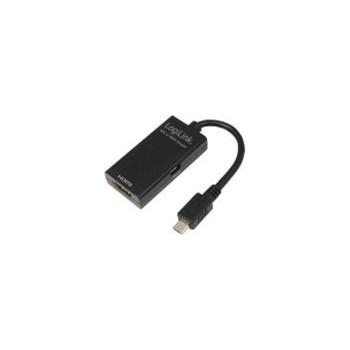 Adaptor microUSB - HDMI Logilink UA0142