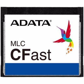 Card de memorie ADATA CFast Card 32 GB Normal Temp MLC 0 to 70C isc3e-032gm