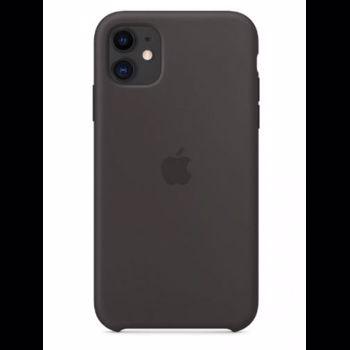 Husa Original iPhone 11 Apple Silicon Black