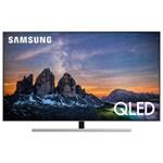 Televizor QLED Smart Samsung, 138 cm, 55Q80RA, 4K Ultra HD, Clasa B