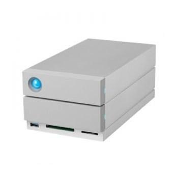 Lacie 2big Dock Thunderbolt™ 3 , 8tb ,Thunderbolt 3 + Usb 3.1