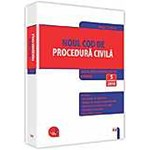Noul Cod de procedura civila 2016. Legislatie consolidata si Index 5 ianuarie 2016