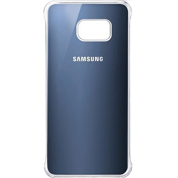 Samsung Husa Glossy Cover pentru Galaxy 6 Edge+, blue black