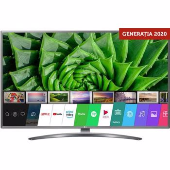 Televizor LED 109 cm LG 43UN81003LB 4K UltraHD Smart TV 43UN81003LB