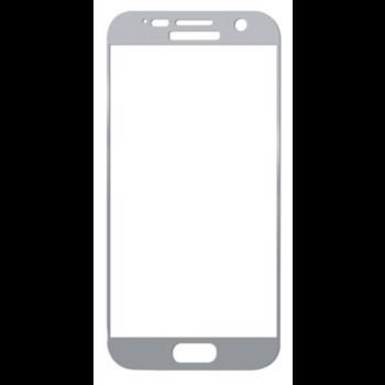 Folie Magic Sticla 3D Full Cover Samsung Galaxy S7 G930 Silver hmfcsg930sv