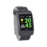 Smart Watch T-FIT 280 GPS negru/gri puls tensiune Trevi band-smart-tfit280gy-trv