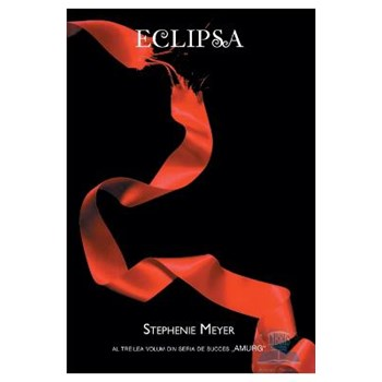 Eclipsa - Stephenie Meyer (Editie de buzunar)