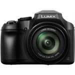 Aparat Foto Digital Panasonic Lumix DC-FZ82EP-K, 18.1 MP, Filmare 4K, Zoom optic 60 x, WiFi (Negru)