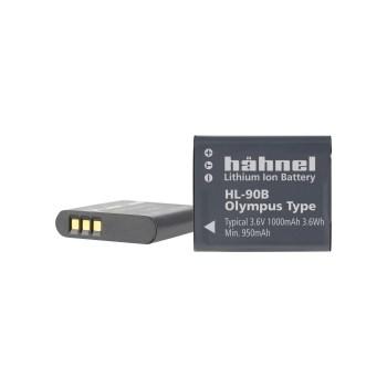 Hahnel HL-90B/92B - Acumulator replace tip Olympus Li-19B/Li-92B