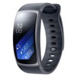Samsung Gear Fit2 dark gray SM R3600DAAROM