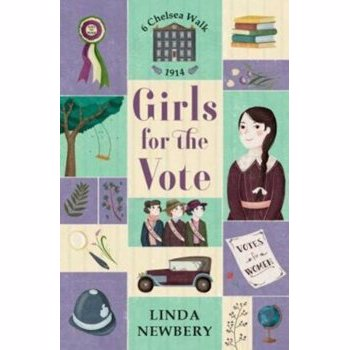 Girls for the Vote, Paperback