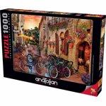 Puzzle Anatolian Biking in Tuscany, 1000 piese