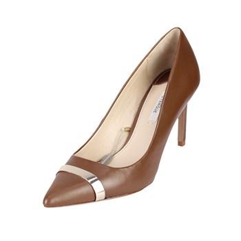 Pantofi piele Uterque Baddo Brown