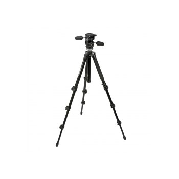MANFROTTO MT294A4 4 sections Tripod kit + 804RC2 3D ball (MK294A4-D3RC2)