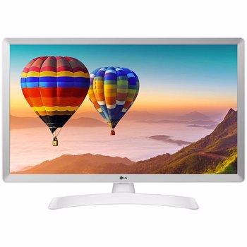 Televizor / monitor LG, 28TN515S-PZ, 70 cm, Smart, HD, LED, Clasa F