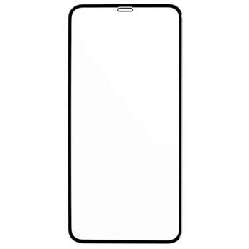 Folie Sticla iPhone 11 Pro Max Curbata 3D Negru lfst3dximbk