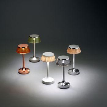 Lampa de birou Bon Jour unplugged table light