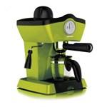 Espressor manual Heinner HEM-200GR, 800 W, 0.25 L, 3.5 bar, Verde