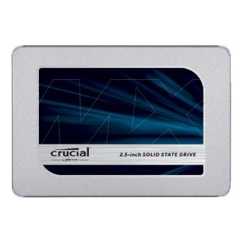 SSD Crucial MX500 250GB SATA3 2.5 inch 7mm + Adaptor 9.5mm ct250mx500ssd1