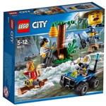 Dezertori pe munte 60171 LEGO City