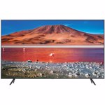 Televizor Samsung LED Smart TV 55TU7172U 139cm Crystal UHD 4K Black