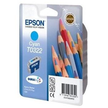 Epson Cartus T0322 Cyan