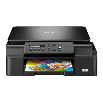 Multifunctionala Brother DCP-J105, inkjet color A4, 1200x6000 dpi, WiFi