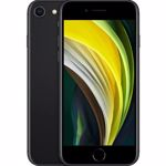 Telefon mobil Apple iPhone SE 2, 128GB, 4G, Black
