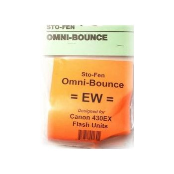 Difuzor Omni-Bounce Sto-Fen OM-EW Canon 430EXII