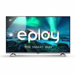 Televizor Smart LED, Allview 43ePlay6100-F, 109 cm, Full HD, Android