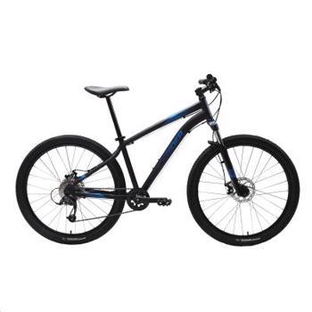 "Bicicletă MTB ST 120 27,5"" Albastru/Negru ROCKRIDER"