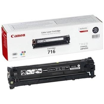 Toner laser Canon 716 - Negru, 2300 pagini