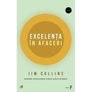 Excelenta in afaceri - Jim Collins