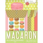 Macaron Mix & Match Stationery [With Envelope]: A Memoir
