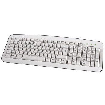 Tastatura K210, alb