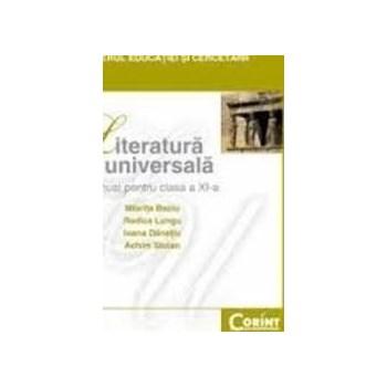 Literatura universala, manual pentru clasa a XI-a - Miorita Baciu