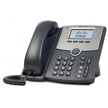 Cisco 4-Line IP Phone with Display, PoE and PC Port SPA504G