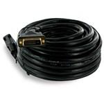 Cablu video 4World DVI-D Male - DVI-D Male, Dual Link, 10m, negru