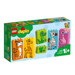 LEGO® DUPLO / LEGO® DUPLO® - Primul meu puzzle distractiv (10885)