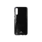 Husa protectie spate Goospery Silicon Jelly black pt Samsung Galaxy A70