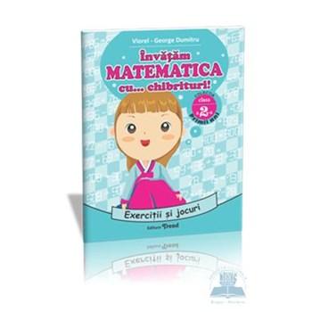 Invatam matematica cu... Chibrituri Cls 2 - Exercitii si jocuri - Viorel-George Dumitru 978-606-92713-1-5