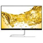 """Monitor LED AH-IPS AOC I2281FWH, 21.5"""", Full HD, 60Hz, negru"""