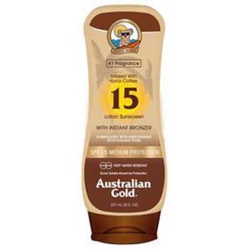 Lotiune bronzare , Australian Gold SPF 15, 237 ml