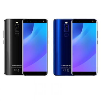 Telefon mobil Leagoo S8, 4G, 3GB RAM, 32GB ROM, Android 7.0, 5.72 inch Full Display, MTK6750T OctaCore, 3050mAh, Amprenta