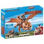 Set de Constructie Dragons – Fishlegs Si Meatlug