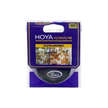 Filtru Hoya Polarizare Liniara 62mm