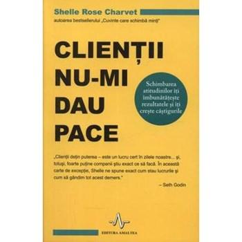 Clientii nu-mi dau pace - Shelle Rose Charvet