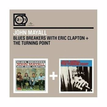Blues Breakers With Eric Clapton - The Turning Point